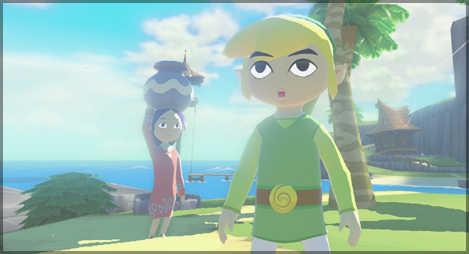 Actus The Wind Waker HD
