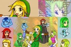 The Legend Of Zelda Atangla