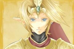 Link et l'armure magique