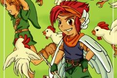 Brême, le maître des poules