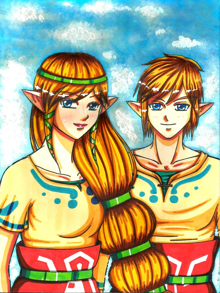 Link and Leanor