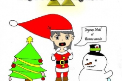 Joyeux Noël sur Triforce Legend [ colo ]