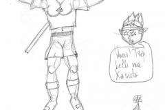 Kasuto Dark Linkaël et Dark LinkGe