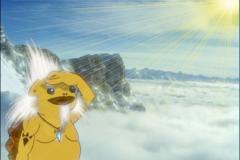Un Goron sur sa montagne