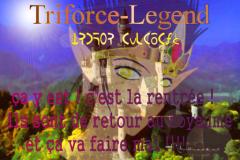 Rentrée Aout 2005 de Triforce Legend