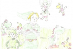 Groupe de The Legend of Zelda