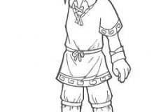Chibi Link (Look de Dark Linkaël)