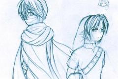 Sheik et Link