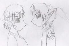 Link et Kasuto