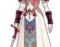 Zelda la guerrière