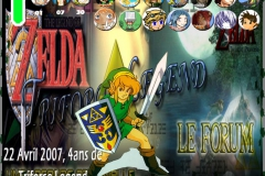 4 ans de triforce Legend