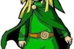 Vaati se prenant pour Link