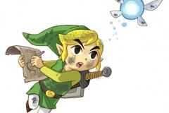 Link et Ciela sont tombés dans le charbon ?