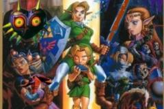 Méli-mélo entre les Zeldas