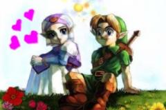 Zelda est amoureuse