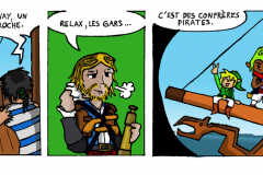 Des pirates d'un autre monde...