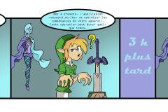 Link et l'Epée de Légende...